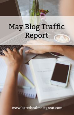 Sharing my blog traffic from May, what I did to try and grow my blog this month, whether or not it worked, and what I've learned.