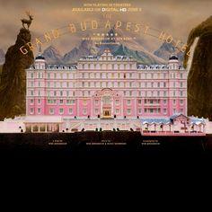 Regardez la bande annonce du film The Grand Budapest Hotel (The Grand Budapest Hotel Bande-annonce VO). The Grand Budapest Hotel, un film de Wes Anderson Grand Hotel Budapest, Ralph Fiennes, Great Films, Good Movies, Movies 2014, Love Movie, I Movie, Pretty Movie, Movie Talk