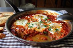Food Wishes Video Recipes: Shakshuka – Say It With Me Now