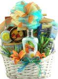 Gift Basket Village Seaside Scent-Station Tropical Spa and Gourmet Gift Basket - http://tonysgifts.net/2015/02/16/gift-basket-village-seaside-scent-station-tropical-spa-and-gourmet-gift-basket/