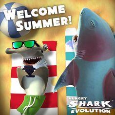 Say aloha to Summer Sun and Fintastic Fun! ☀ #hellosummer #welcomesummer #summer #summertime