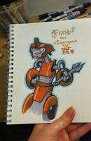 """Fixit Sketch!"" SNAP!!! This is legit!"