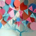 DIY: Ballonnen verjaardagskaart