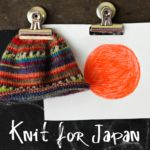 Knit for Japan