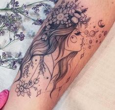 Discover recipes, home ideas, style inspiration and other ideas to try. Neue Tattoos, Body Art Tattoos, Tatoos, Pretty Tattoos, Beautiful Tattoos, Little Tattoos, Small Tattoos, Hippe Tattoos, Tattoo Feminin