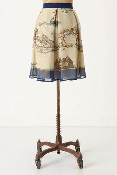 Map skirt. =)