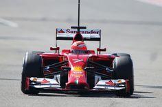 F1 2014 - Bahrain - Day 4 - Testing