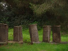 Beehives from the Middle Ages from Carol Drinkwater's board. She's a great advocate for bees.