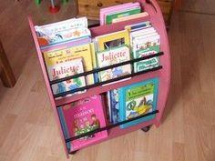 bibliotheque enfant