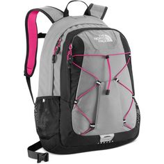 The North Face Backpack, Jester ($65) ❤ liked on Polyvore featuring bags, backpacks, bookbags, day pack backpack, the north face daypacks, rucksack bags, knapsack bag and mesh bag