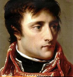 Oh my there is a face I recognize--- Napoleon