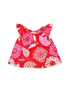 Flutter Blossom Top by Masala Baby at Gilt