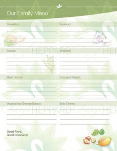 Family Meal Planning infographic Family Meal Planning, Menu Planning, Family Meals, Living Etc, Meals For The Week, Good Company, Food For Thought, Office Organization, Organizing