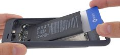iFixit desmonta el Smart Battery Case de Apple - http://www.actualidadiphone.com/ifixit-desmonta-el-smart-battery-case-de-apple/