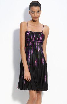 Js Collections Ribbon Trim Mesh Dress @Lyst