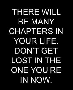 Never get lost in current chapter..