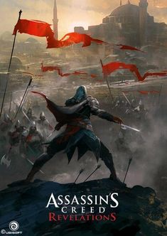 Art of Dechambo - Assassin's Creed Revelations Concept Art Assassins Creed Quotes, Assassins Creed Series, Asesins Creed, All Assassin's Creed, Dark Fantasy, Fantasy Art, Final Fantasy, Assassin's Creed Wallpaper, Connor Kenway