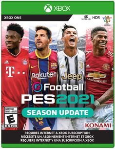 Elliott Pes 2021 Pes 2021 Pes Officially Lunch Pes 2021 Pre Order Season Update Price Ps5 Xbox Series X Pes2021 Daily Focus Nigeria