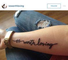 Love the font! Compass Tattoos Arm, Arm Tattoo, Body Art Tattoos, Tatoos, Tatting, Tattoo Quotes, Piercings, Ink, Tattoos