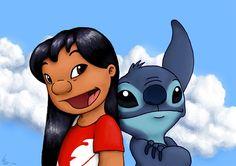 Cross stitch pattern Disney Lilo and Stitch 2 by XStitchAddict Lilo Stitch, Lilo And Stitch 2002, Captain Gantu, Disney Stich, Stitch Drawing, Hawaiian Girls, Unusual Animals, Disney Pixar, Disney Cartoons
