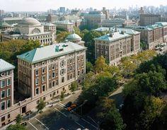 Columbia University - Morningside Heights, New York, NY - Photo by David Leventi ...