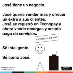 Vende Recargas y Pagos de Servicios con Tecnopay  https://www.tecnopay.com.mx/  llamar al 01 800 112 7412