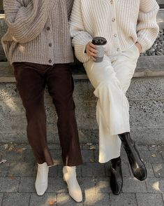 Chill Style, Oak And Fort, How To Hem Pants, Cropped Cardigan, Staple Pieces, Minimal Fashion, Your Favorite, Winter Fashion, Instagram