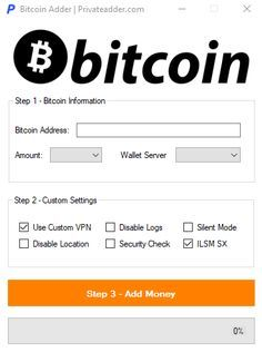 Bitcoin Generator Vvs