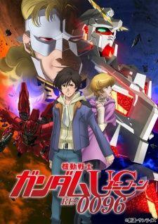 Gundam RE: 0096 - Animes da Temporada - Primavera 2016