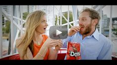 This looks like a short video for a cheesy love story - but watch to the end to see what Doritos are really made from and how their parent company PepsiCo is destroying the rainforests.