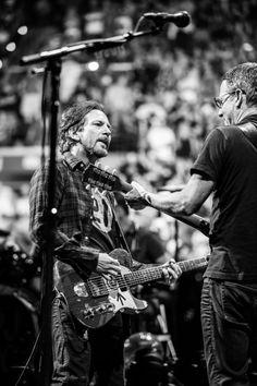 Ed Vedder & Stone Gossard