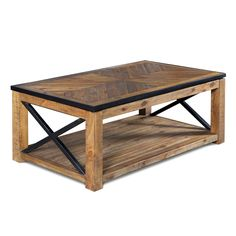 Have to have it. Magnussen Penderton Rectangular Lift-top Cocktail Table - $489.99 @hayneedle