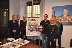 Karting in Piazza a Parma 28 e 29 settembre 2017