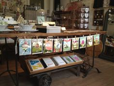 Gorgeous Cartolina cards and Sukie notebooks at Petite Violette