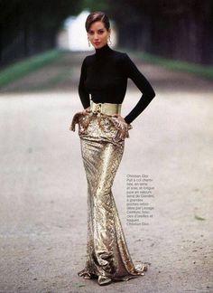 ,Dior Christy Turlington