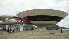 Niterói Contemporary Art Museum - Oscar Niemayer