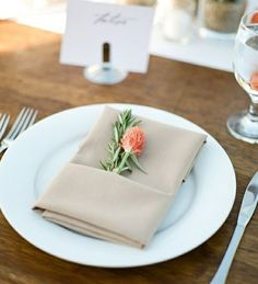 Napkin | 30 Birthday Party | Pinterest | Tischdeko, Servietten ...