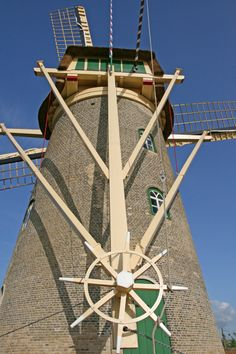 Molen van Goidschalxoord, Goidschalxoord, Binnenmaas, Zuid-Holland