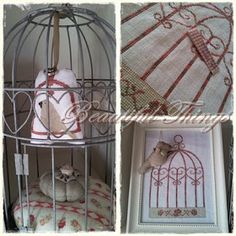 """My creations room: """"ROSE'S CAGE"""""""