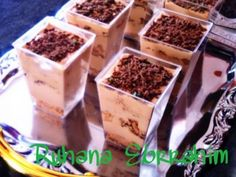 Peppermint Crisp Fridge Tart recipe by Ruhana Ebrahim posted on 21 Jan 2017 . Recipe has a rating of by 1 members and the recipe belongs in the Desserts, Sweet Meats recipes category Pepermint Crisp Tart, Peppermint Crisp, Fancy Desserts, Frozen Desserts, Milk Recipes, Tart Recipes, Sweet Meat Recipe, Dessert Cups, Dessert Ideas