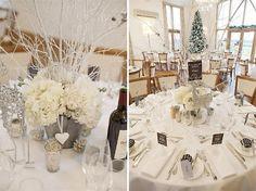 winter wonderland wedding, image by Daffodil Waves Photography http://www.daffodilwaves.co.uk/
