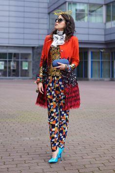 Fashion Blog : MACADEMIAN GIRL on Spritzi.com