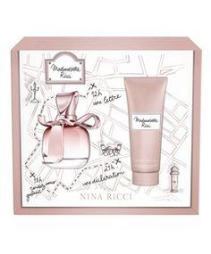 Nina Ricci - Coffret Mademoiselle Ricci #fragrance #perfume #coffret