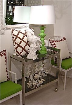 Lime lamp...love