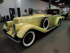 Hispano Suiza Victoria Town Car H6A de 1923. Museo Forney, Denver, Colorado, USA.