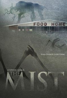 Horror Movie Poster Art : Stephen King's The Mist, 2007 by Chrisables @ deviantart