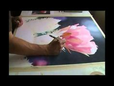 """Steve Stento Watercolors 
