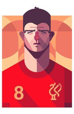 Steven Gerrard / Liverpool F.C.
