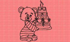 - ourson gâteau.zip - Lagrangeauxloups(broderiemachine)