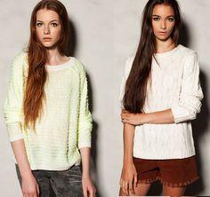 Moda inverno 2013: morbidi maglioni - Tentazione Fashion #fashion #trend #maglione #sweater